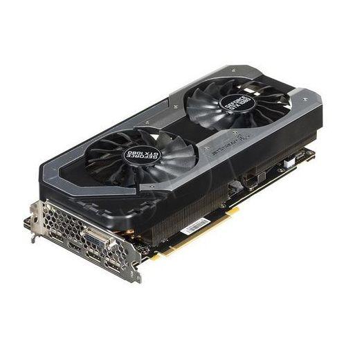 Palit GeForce CUDA GTX1080 Super JetStream 8GB DDR5 256 BIT - DARMOWA DOSTAWA!!! (karta graficzna)