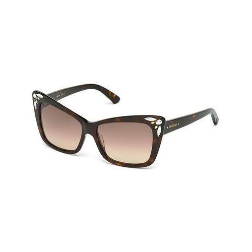 Swarovski Okulary słoneczne sk 0103 52f