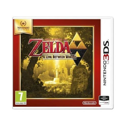 Nintendo Gra  the legend of zelda: a link between w. select 3ds 2ds (0045496528980)