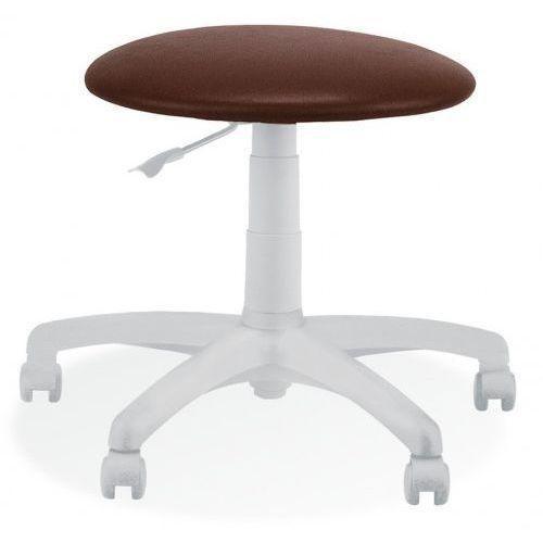 Krzesło specjalistyczne GOLIAT WHITE TS02 - obrotowe, GOLIAT WHITE TS02