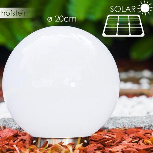 Solar świecąca kula LED Stal nierdzewna, 2-punktowe - Nowoczesny - Obszar zewnętrzny - Kugelleuchte - Czas dostawy: od 4-8 dni roboczych (4260303169286)
