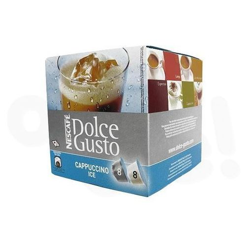 Kapsułka NESCAFE Dolce Gusto Cappuccino Ice (7613031467969)