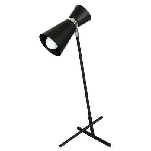 Aldex kedar 989b1 lampa stołowa lampa 1x60w e27 czarny