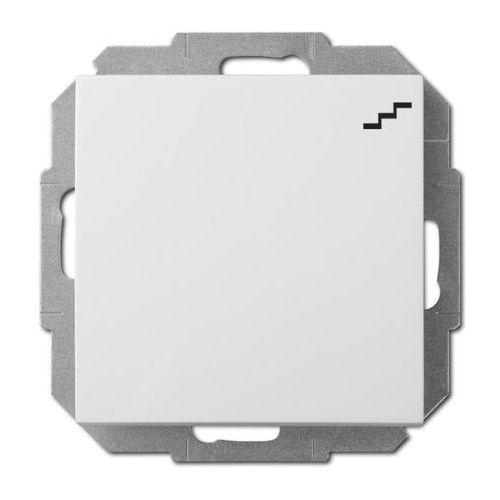 Elektro-plast nasielsk Łącznik schodowy pojedynczy elektro-plast sentia biały (5906868430421)