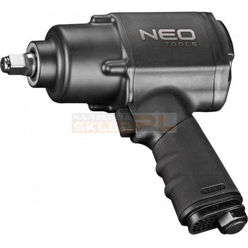 Klucz udarowy NEO pneumatyczny 12-002 + DARMOWA DOSTAWA! - sprawdź w wybranym sklepie
