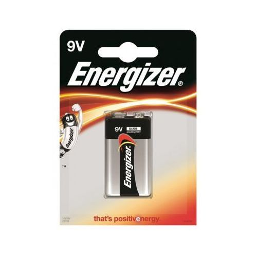 Energizer Bateria alkaliczna  classic 6lr61/9v (blister) (7638900095883)