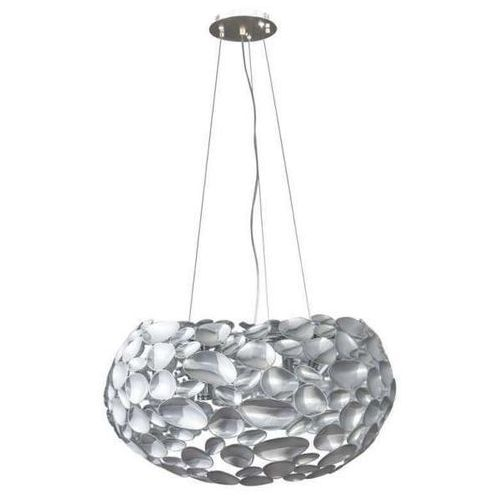 Lampa wisząca CARERA CROMO Orlicki Design metalowa OPRAWA zwis ferrara LED 42W chrom, CARERA CROMO