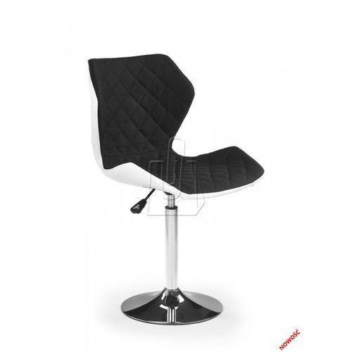 Fotel młodzieżowy Halmar Matrix 2 czarny - Dostawa GRATIS 24H