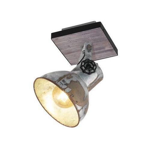 Eglo 49648 - oświetlenie punktowe barnstaple 1xe27/40w/230v (9002759496487)