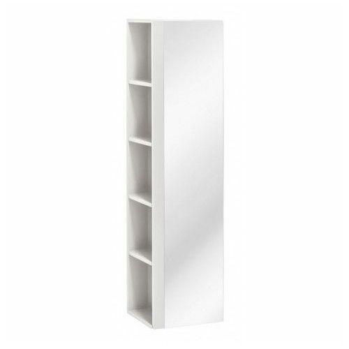 Producent: elior Słupek łazienkowy podwieszany - malaga 2x biały