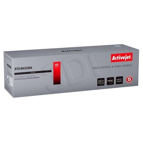 Activejet toner do oki 45807111 new ato-b432nx