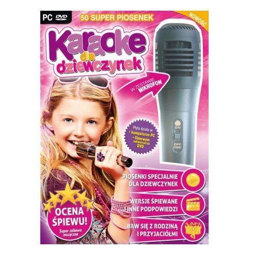 Karaoke dla dziewczynek (50 piosenek + mikrofon) marki Lk avalon