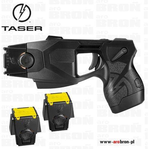 Taser Paralizator strzelający na odległość  x26p - najnowsza wersja zestaw z baterią tppm + 2 kartridże 4,6m