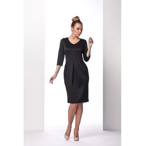 1 l104 czarny sukienka promo, Lemoniade