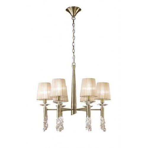 Tiffany Antique Brass Wisząca Mantra 3871