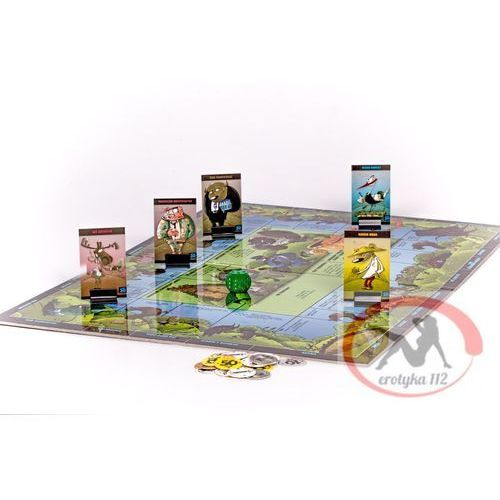 OKAZJA - Stupromilowy biznes - ekonomiczna gra imprezowa marki Games