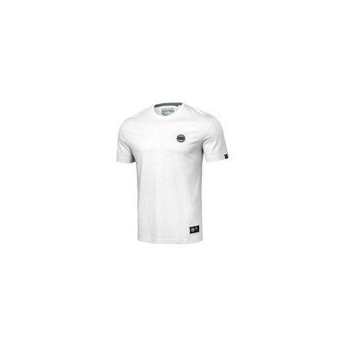 Koszulka pit bull small logo'19 - biała (219001.0001) marki Pit bull west coast