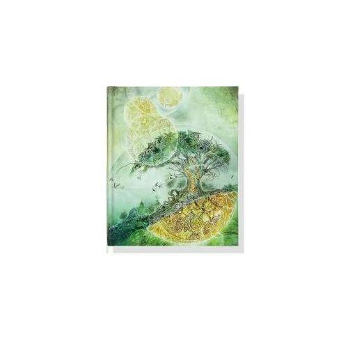 Notatnik duży Wieczne Drzewo