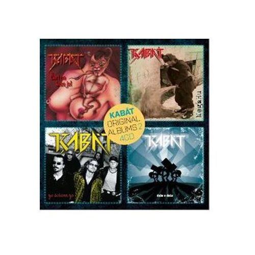 Original Albums 4CD vol.2 Kabát