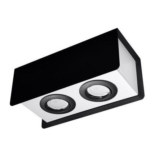Sollux Oświetlenie punktowe stereo 2 2xgu10/40w/230v
