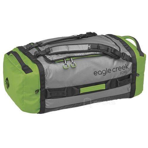 Eagle Creek Cargo Hauler Duffel 90L torba podróżna składana 73 cm / plecak / Fern / Grey - Fern / Grey, kolor szary