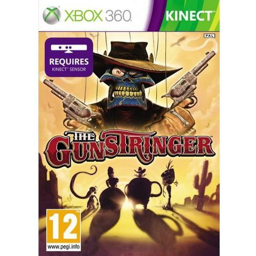 OKAZJA - Kinect The Gunstringer (Xbox 360)