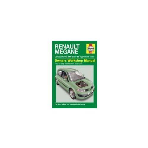Renault Megane Service and Repair Manual - Dobra cena!