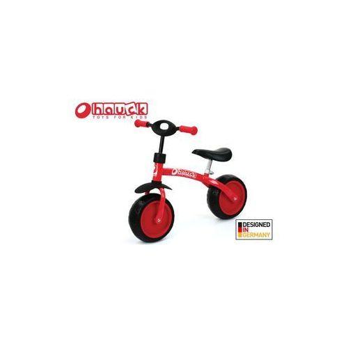 Hauck Rowerek biegowy super rider 10, czerwony (4894352807020)