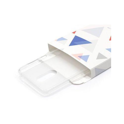 Vodafone Smart N9 - etui na telefon FLEXmat Case - biały, kolor biały
