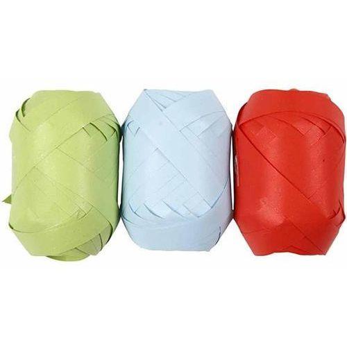 Ozdobna wstążka do pakowania prezentów 3x10 m - 06 - 02 marki Creativ