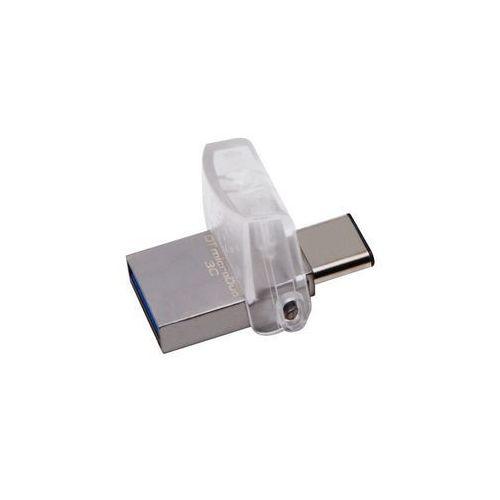 Kingston data traveler microduo 3c 128gb usb 3.1 gen1 - darmowa dostawa!!! (0740617262551)