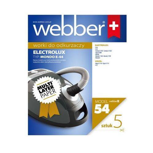 Webber Worek do odkurzacza 54 (5 sztuk) (5907265001245)