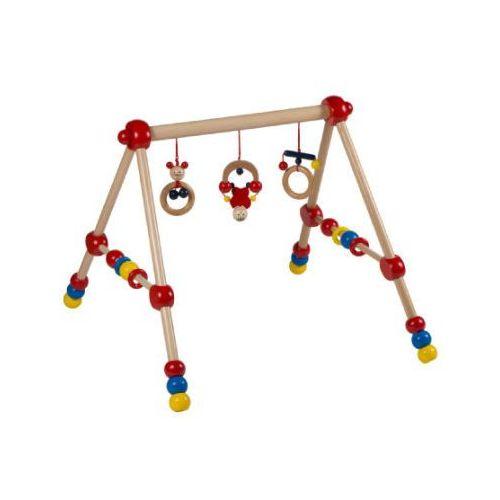 Bieco drewniany pałąk do zabawy baby holz-gym (4005544230148)