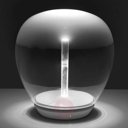 Artemide empatia szklana lampa stołowa led, Ø 36cm