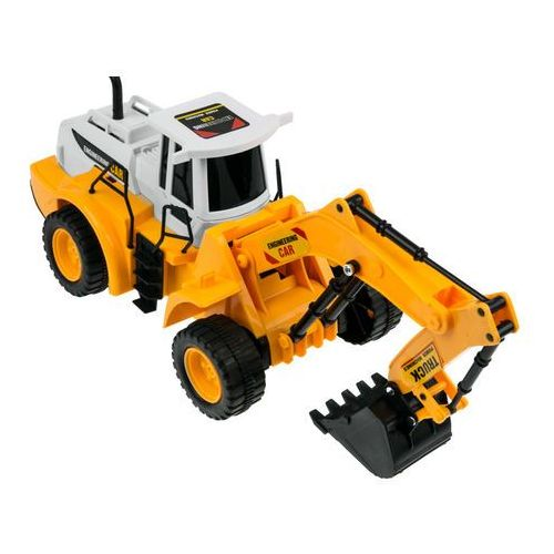 Kindersafe Zestaw maszyn budowlanych - wywrotka + koparka 9868-28