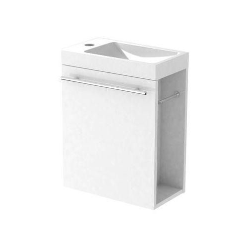 Zestaw szafka z umywalką 40 MIRANO DUO (5908271105132)