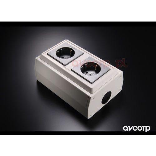 Furutech FP-SWS-D BOX WallBox (R) - gniazdo natynkowe schuko (EU) (4582237534214)