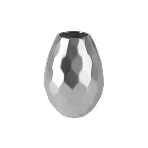 Black red white Wazon ceramiczny (5901440590555)