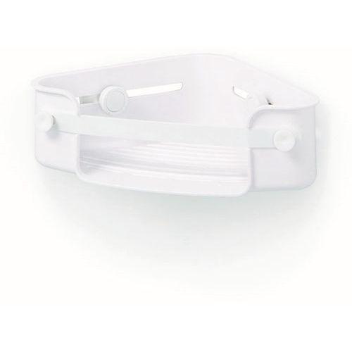 Umbra - półka łazienkowa narożna - flex