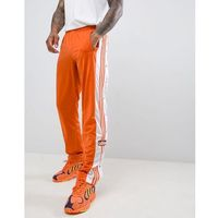 adidas Originals adibreak Popper Joggers In Orange DH5750 - Orange, kolor pomarańczowy