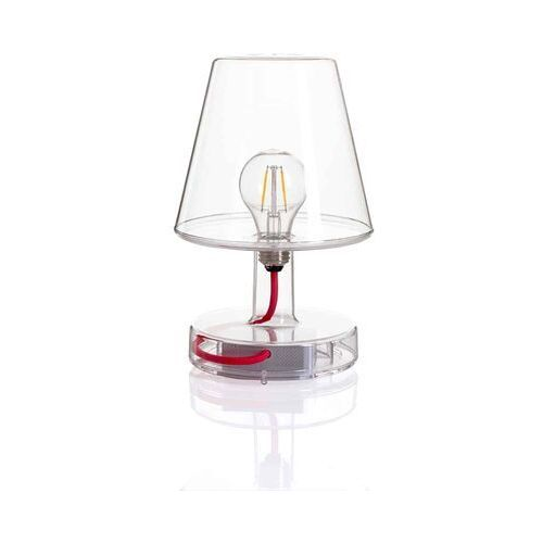 TRANSLOETJE - Lampe à poser LED rechargeable H25cm-, 100573