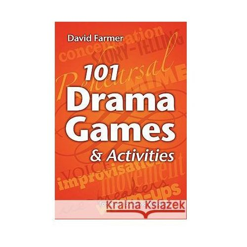 101 Drama Games and Activities (9781442131613)