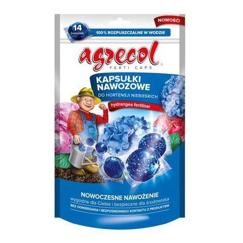 Kapsułki nawozowe do hortensji niebieskich Agrecol