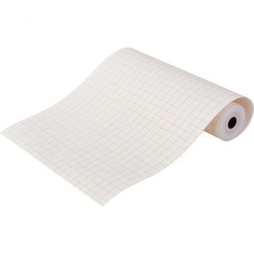 Papier do EKG szerokość 210 mm długość 25 m z kategorii Pozostałe artykuły medyczne