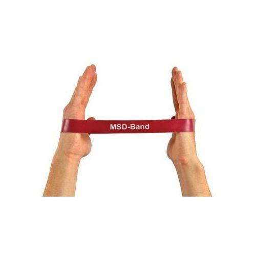 Loop - obręcz taśmy, taśma w kształcie pętli -band loop 28 x 2,5 cm marki Msd