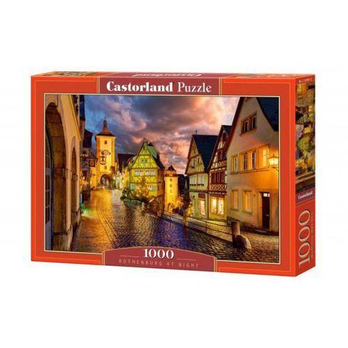1000 ELEMENTÓW Rothenburg nocą
