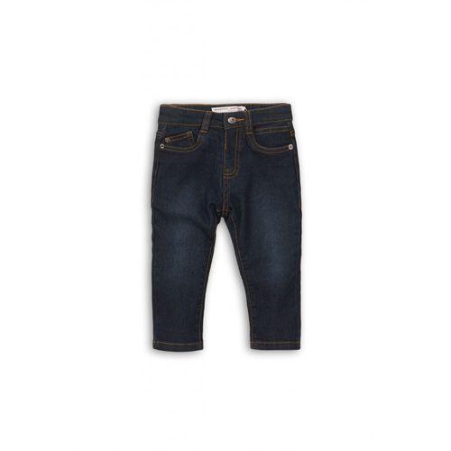 Minoti Spodnie jeansowe niemowlęce 5l35ax