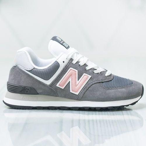 New Balance 574 WL574BTA, kolor szary