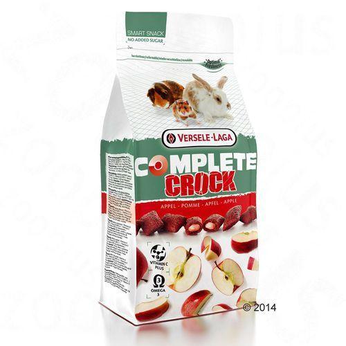 Crock complete - jabłko, 3 x 50 g| darmowa dostawa od 89 zł + promocje od zooplus!| -5% rabat dla nowych klientów marki Versele-laga