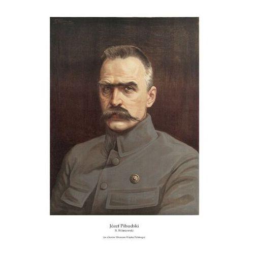 Plakat A3 - Józef Piłsudski - B. Wiśniewski GPlakJP09